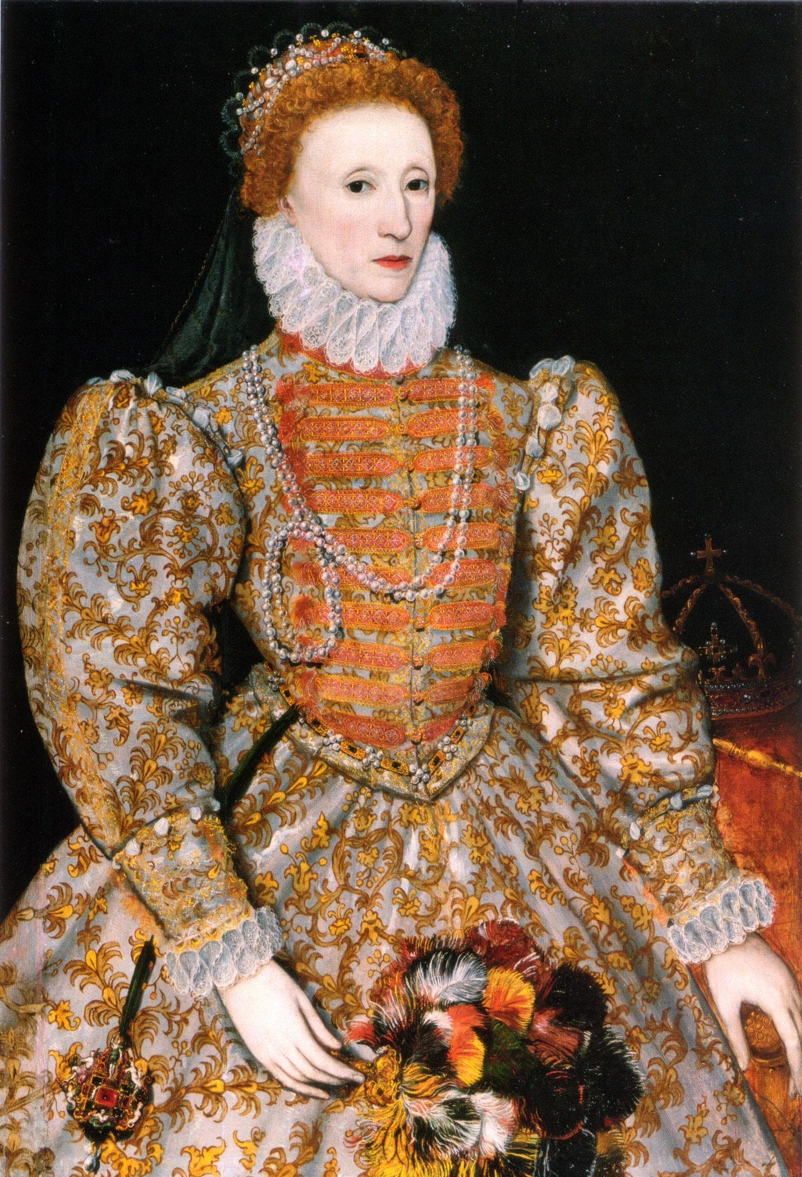 Random Thought-Provoking Historical Conspiracy Theories About Queen Elizabeth I