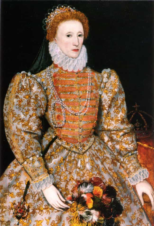 She Was Secretly Replaced With... is listed (or ranked) 1 on the list 7 Thought-Provoking Historical Conspiracy Theories About Queen Elizabeth I