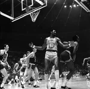 He Broke a Player's Toe with a... is listed (or ranked) 4 on the list 18 Unbelievable But True Stories from the Buckwild Life of Wilt Chamberlain