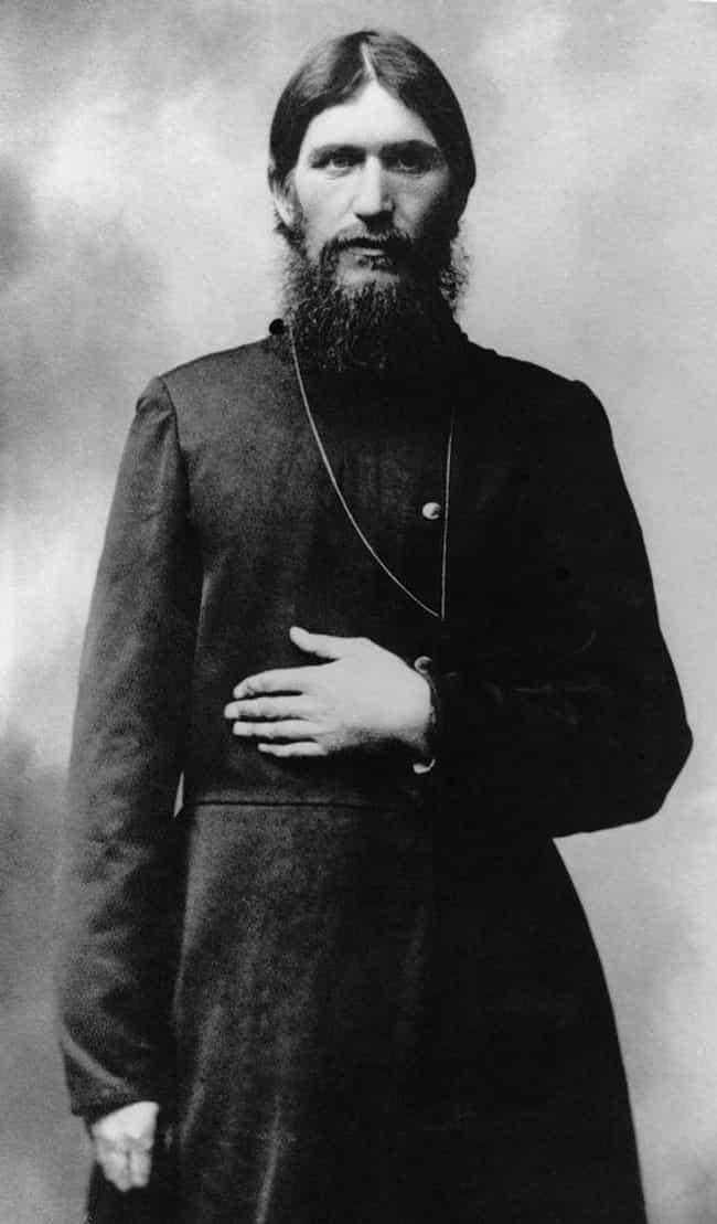 Christopher Lee Met Rasputin&#... is listed (or ranked) 8 on the list Christopher Lee: Way More Badass Than Saruman
