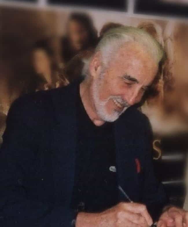 He Holds Three Guinness World ... is listed (or ranked) 1 on the list Christopher Lee: Way More Badass Than Saruman