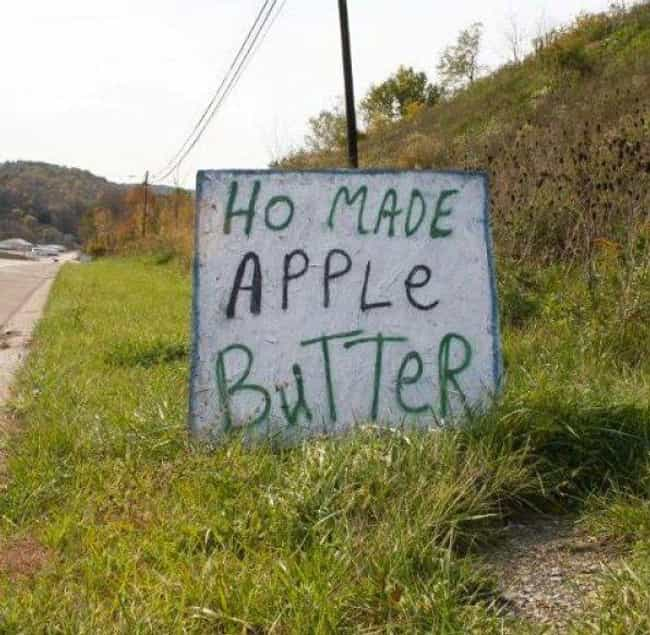 Ho Did What? is listed (or ranked) 3 on the list 27 Signs You Could Only See In The South