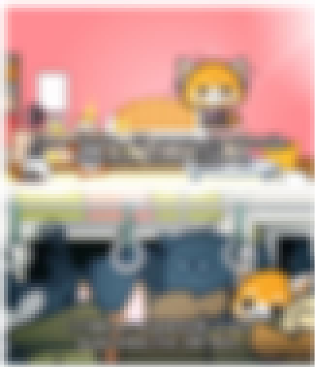 She Has to Wake Up and Go to W... is listed (or ranked) 4 on the list 8 Reasons Why Aggretsuko Is the Only Relatable Sanrio Character