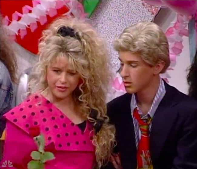 Penny Belding, The Girl Who Fe... is listed (or ranked) 3 on the list 14 Love Interests On Saved By The Bell And What Probably Happened To Them