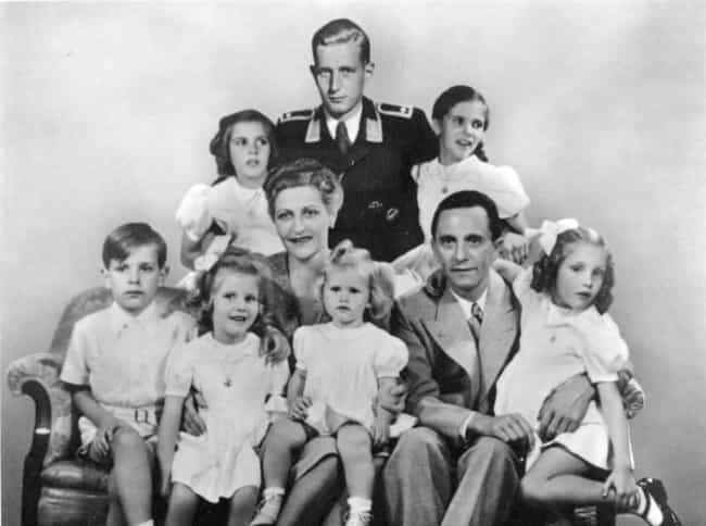 Joseph And Magda Goebbels Kill... is listed (or ranked) 3 on the list 12 Surprising Things That Happened Immediately After Hitler Killed Himself