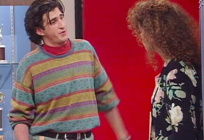 Graham, Jessie's Environ... is listed (or ranked) 4 on the list 14 Love Interests On Saved By The Bell And What Probably Happened To Them