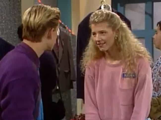 Laura, Zack's Favorite H... is listed (or ranked) 2 on the list 14 Love Interests On Saved By The Bell And What Probably Happened To Them