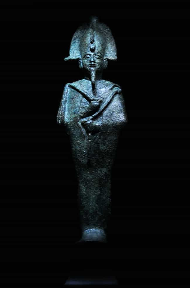 The God Of Death Claims A Life is listed (or ranked) 3 on the list Disturbing Instances Where Ancient Egyptian Curses Seemed To Come True