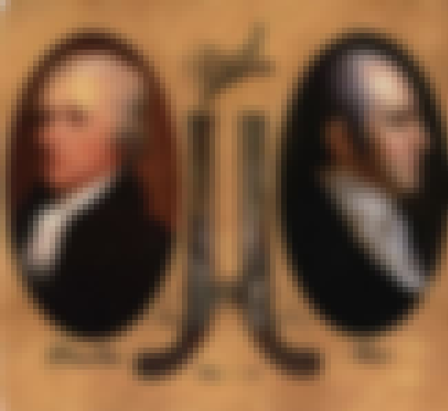 Alexander Hamilton And Aaron B... is listed (or ranked) 3 on the list 10 Pairs of Historical Figures You Had No Idea Hated Each Other