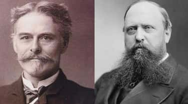 Edward Drinker Cope And Othniel Charles Marsh