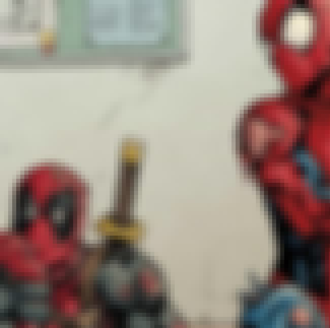 Spider-Man And Deadpool is listed (or ranked) 2 on the list The 18 Most Beautiful Bromances In Comic Book History