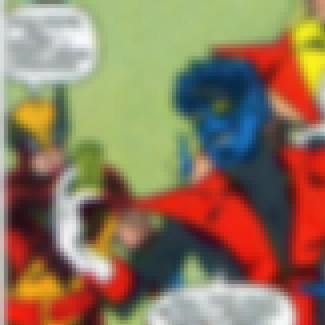 Wolverine And Nightcrawler is listed (or ranked) 8 on the list The 18 Most Beautiful Bromances In Comic Book History