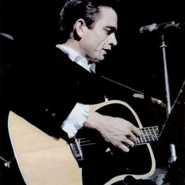 He Dug His Brother's Grave... is listed (or ranked) 3 on the list 19 Amazing True Stories About Johnny Cash's Crazy Life