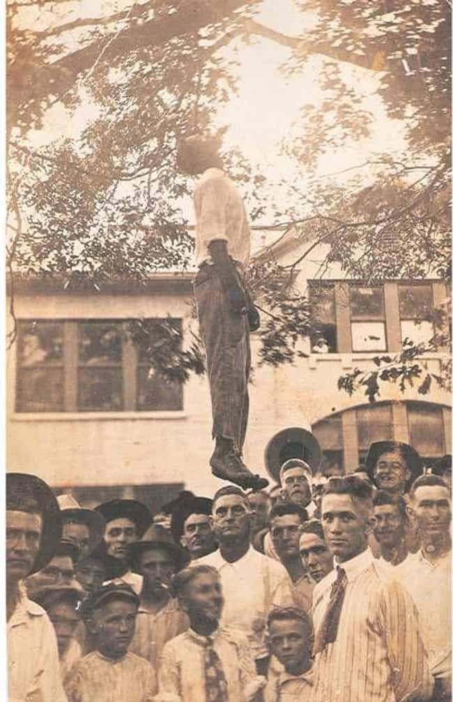 Vigilante Lynchings Happened A... is listed (or ranked) 2 on the list 18 Ways Racism Was Kept Alive In America After The Civil War