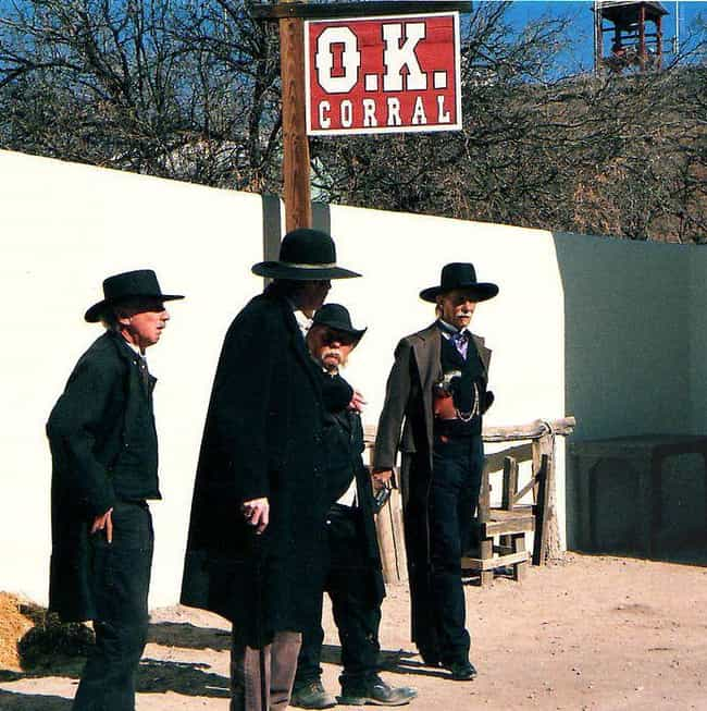 The OK Corral Gunfight Didn't ... is listed (or ranked) 3 on the list 11 Things You've Always Thought About the Wild West That Are Totally Wrong