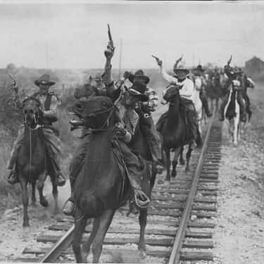 The Wild West Wasn't That Wild is listed (or ranked) 1 on the list 11 Things You've Always Thought About the Wild West That Are Totally Wrong