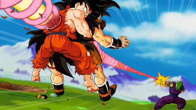 Saiyans Get Stronger After Tak... is listed (or ranked) 2 on the list 7 Theories About Why Vegeta Never Surpasses Goku In The 'Dragon Ball' Series