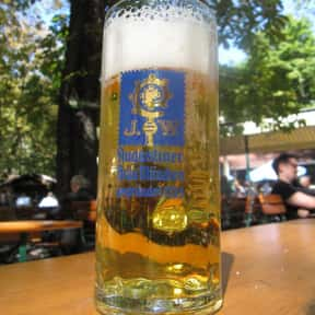 German Helles is listed (or ranked) 16 on the list The Very Best Types of Beer, Ranked