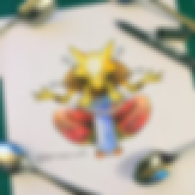 Alakazam As Zenyatta is listed (or ranked) 3 on the list Overwatch Characters Drawn As Pokemon
