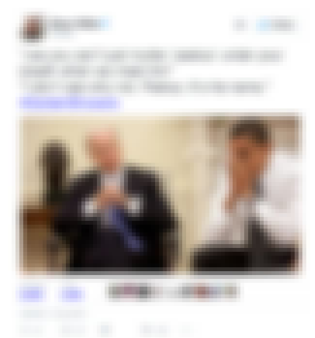 Joe and Barack Memes Weighed I... is listed (or ranked) 3 on the list The 29 Funniest Twitter Reactions To Trump's Whole Golden Showers Thing