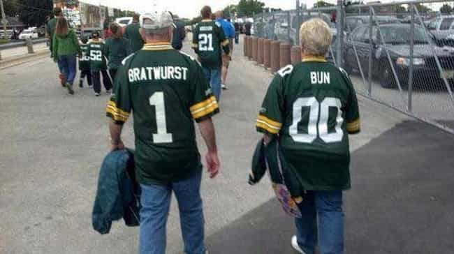 Like Bread And Butter is listed (or ranked) 3 on the list 22 Of The Greatest Couples Jerseys In Sports History