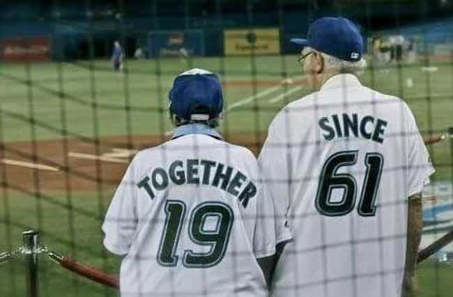 1, 2, 3... Aww! is listed (or ranked) 1 on the list 22 Of The Greatest Couples Jerseys In Sports History