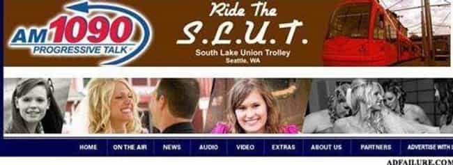 Ride Along is listed (or ranked) 1 on the list These Truly Unfortunate Ad Placements Will Make You Wonder If Someone Did These On Purpose