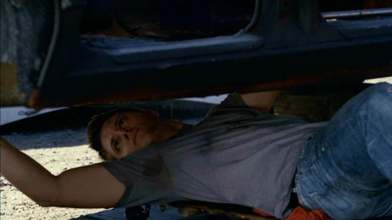 Dean And The Impala