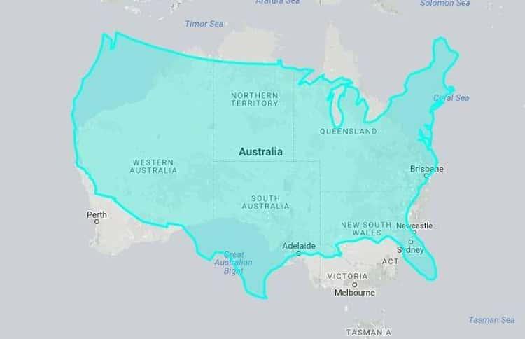 United States Vs. Australia