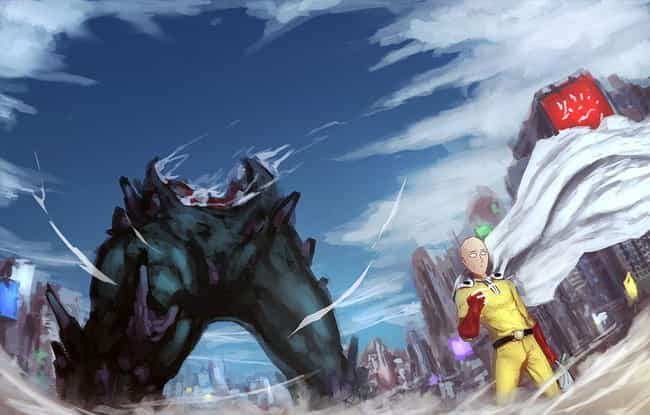 No Challenge is listed (or ranked) 3 on the list 33 Epic One-Punch Man Mashups And Fan Art