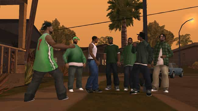 Grand Theft Auto: San An... is listed (or ranked) 4 on the list 14 Outrageous Video Game Urban Legends That You Probably Believed