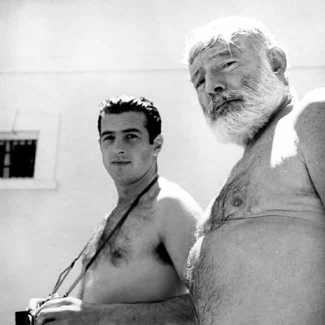 He Advised A Friend With... is listed (or ranked) 2 on the list Times Ernest Hemingway Was An Unbelievably Huge Assh*le