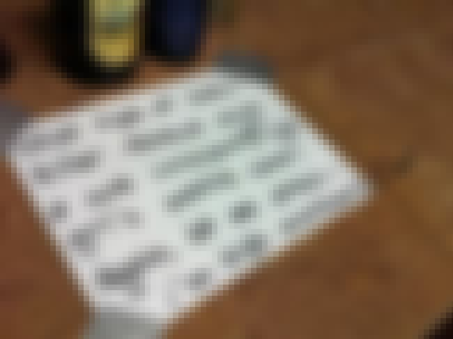 Why's The Waffle Gone? is listed (or ranked) 4 on the list Hilarious Notes Clearly Written By Stoners