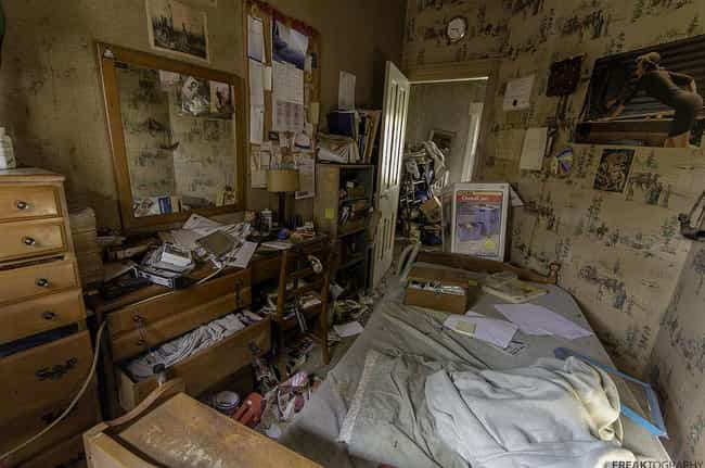 The Spanish Hoarder Who Suffer... is listed (or ranked) 2 on the list 14 People Who Died From Their Hoarding Addictions