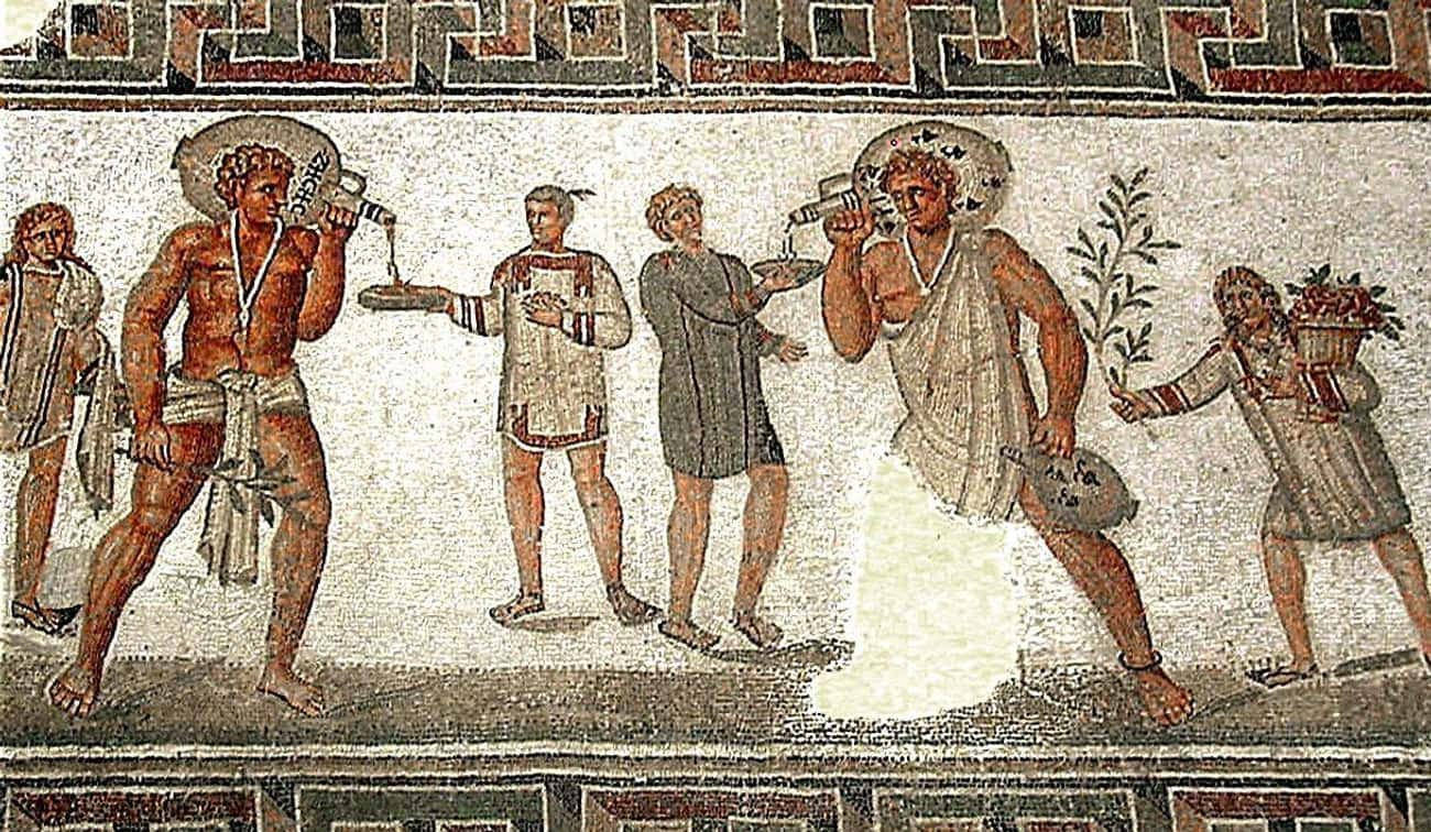 The Empire Was Built By Millio is listed (or ranked) 4 on the list 16 Disgusting Details Of Every Day Life In Ancient Rome