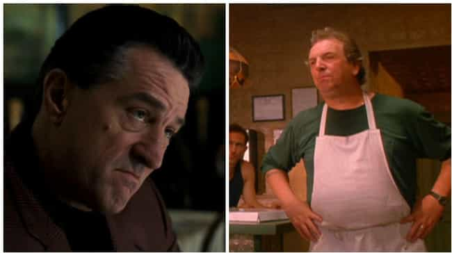 Sal In 'Do The Right Thing... is listed (or ranked) 2 on the list 8 Amazing Roles Almost Played By Robert De Niro