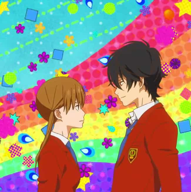 Shizuku Mizutani And Har... is listed (or ranked) 2 on the list Frustrating Shoujo Anime Relationships That We Love