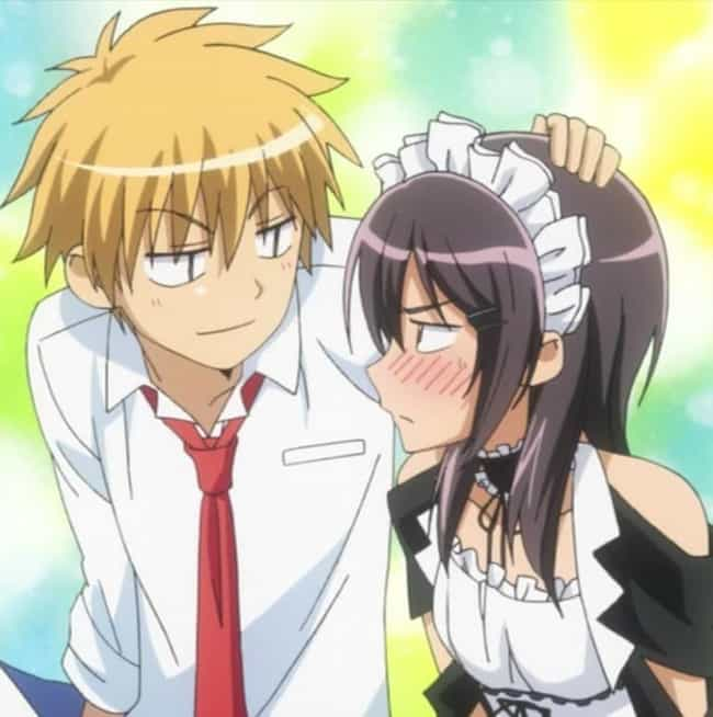 Misaki Ayuzawa And Takum... is listed (or ranked) 1 on the list Frustrating Shoujo Anime Relationships That We Love