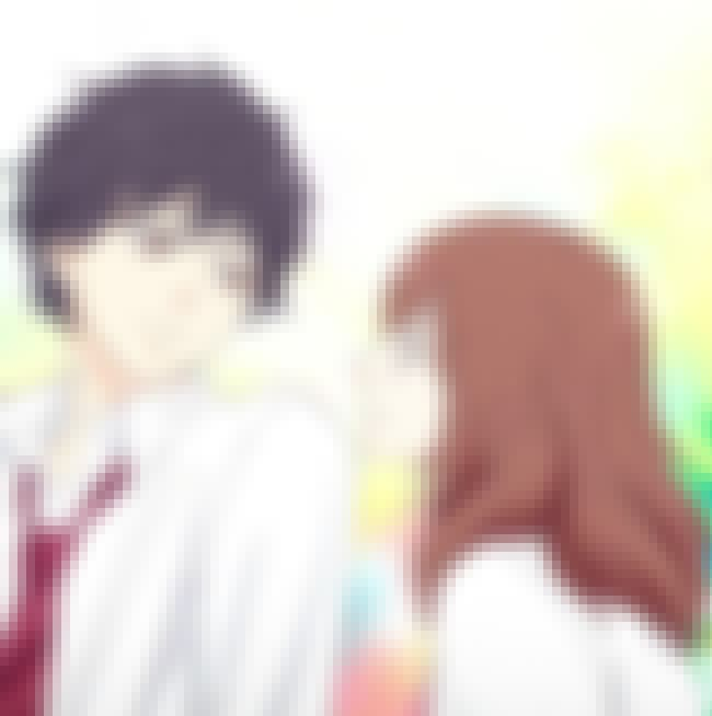 Futaba Yoshioka And Kou Mabuch... is listed (or ranked) 3 on the list Frustrating Shoujo Anime Relationships That We Love