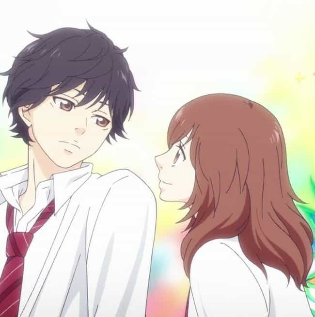 Futaba Yoshioka And Kou ... is listed (or ranked) 3 on the list Frustrating Shoujo Anime Relationships That We Love
