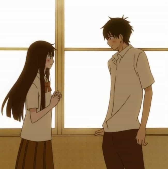 Sawako Kuronuma And Shota Kaze... is listed (or ranked) 3 on the list Frustrating Shoujo Anime Relationships That We Love