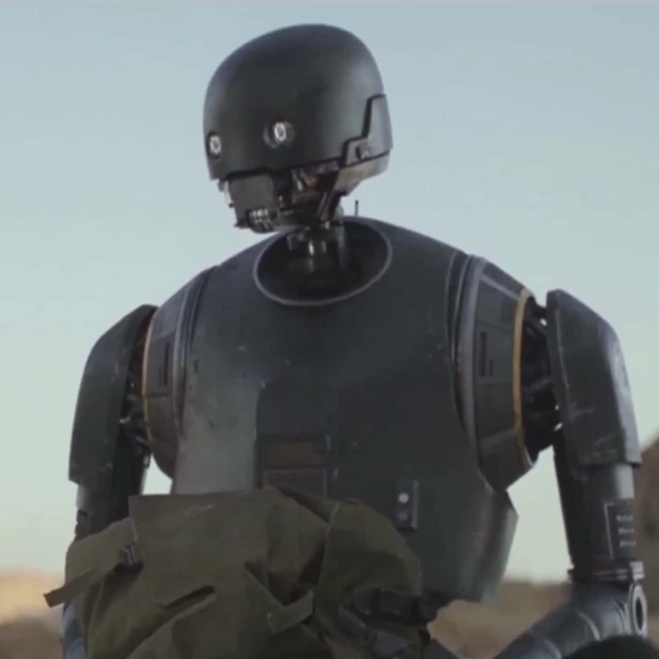 K2SO Doomed His Entire Line Of Droids