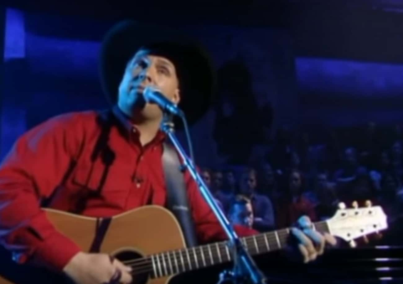 All Your Sales Are Belong To G is listed (or ranked) 4 on the list 21 Weird AF Facts About Garth Brooks, The Biggest Country Star Of The '90s