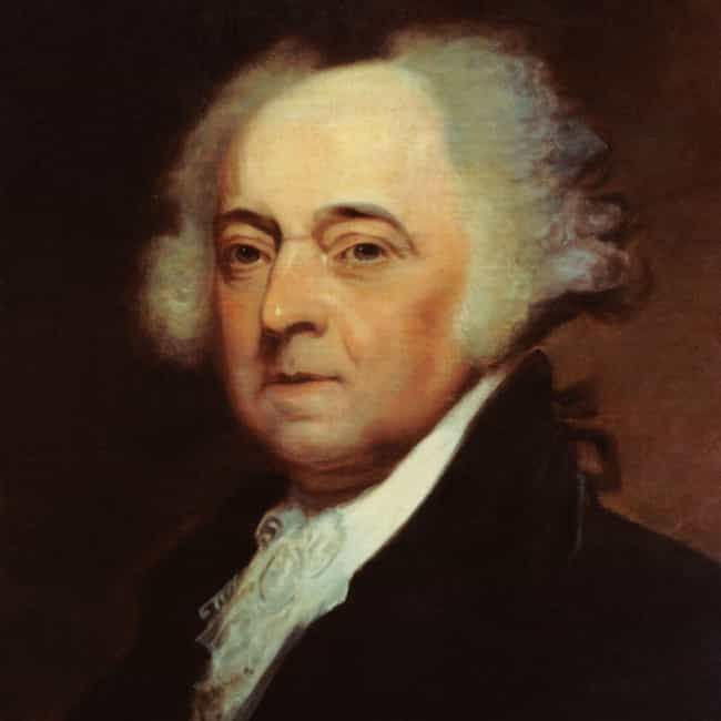 No One Liked John Adams ... is listed (or ranked) 8 on the list 14 Horrifying Facts About The Founding Fathers They Purposely Cut Out Of History Books