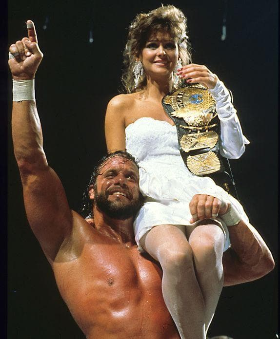 Random Best On-Screen Pro Wrestling Couples That Were Together in Real Life