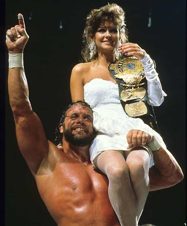 Macho Man Randy Savage and Mis... is listed (or ranked) 1 on the list The Best On-Screen Pro Wrestling Couples That Were Together in Real Life