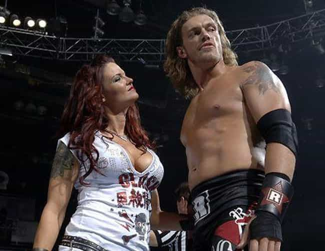 Edge and Lita is listed (or ranked) 4 on the list The Best On-Screen Pro Wrestling Couples That Were Together in Real Life