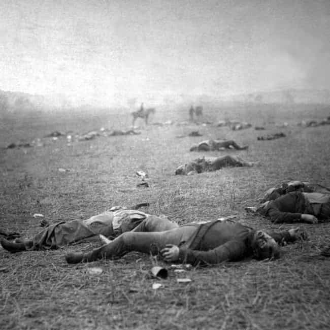 The Smell of Rotting Flesh Was... is listed (or ranked) 3 on the list 14 Grisly Facts About Civil War Battlefield Surgery