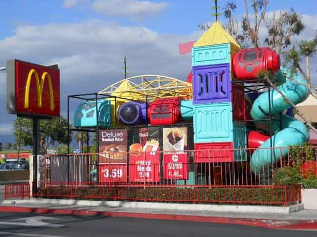 Parents Will Leave Their... is listed (or ranked) 2 on the list McDonald's Employees Reveal The Worst Things To Go Down In The Playground