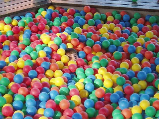 The Ball Pit Is Really G... is listed (or ranked) 4 on the list McDonald's Employees Reveal The Worst Things To Go Down In The Playground